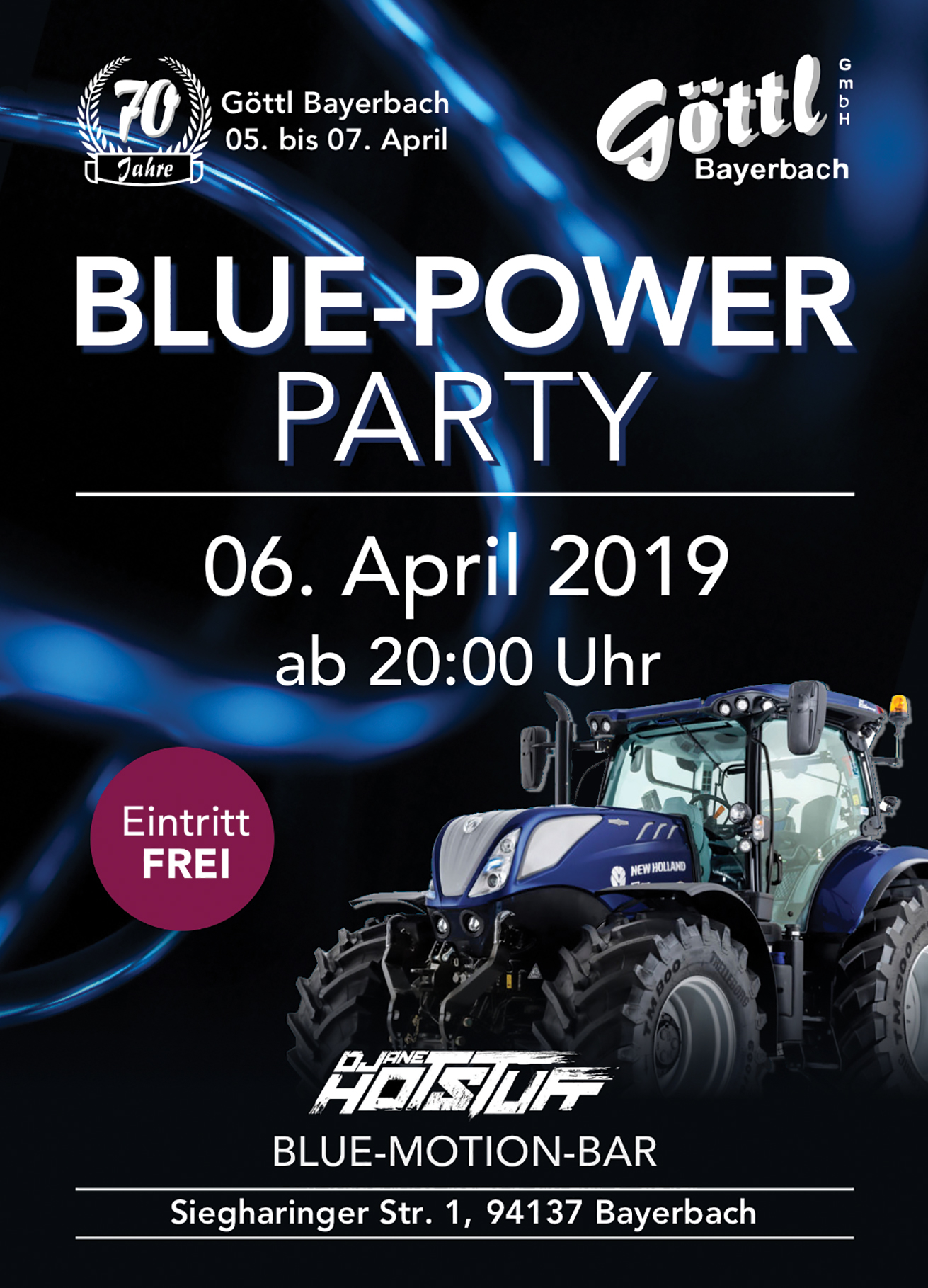 Blue-Power Party
